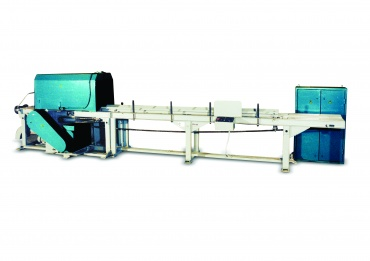 Multi-saw machine for log cutting  CMCD-28a